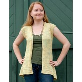 Classic Elite Yarns Open Front Cardi (Free)