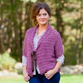 Classic Elite Yarns Avenue & Pirouette Vest/Scarf (Free)
