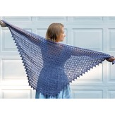 Classic Elite Yarns Diaphanous Shawl (Free)