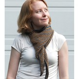 Classic Elite Yarns Stripie Scarf (Free)