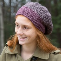 Majestic Tweed Slouch Hat (Free)