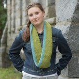 Classic Elite Yarns Wynter Cowl recipe (Free)