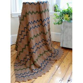 Classic Elite Yarns Farmhouse Afghan (Free)