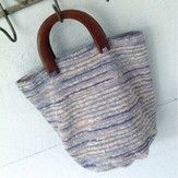 Classic Elite Yarns Bella Lino Crocheted Bag (Free)