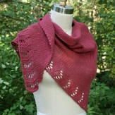 Classic Elite Yarns Soft Linen Shawl (Free)