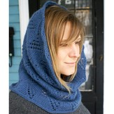 Classic Elite Yarns Fresco Basket Whip Cowl (Free)