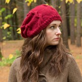 Classic Elite Yarns 1511 Wencelas Hat