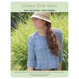 Classic Elite Yarns 9220 Jam and Scones PDF