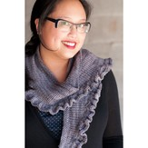 Laura Chau Just Enough Ruffles Scarf PDF