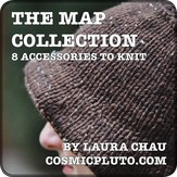Cosmicpluto Knits The Map Collection eBook