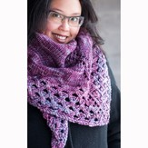Laura Chau Winter Brunch Shawl PDF