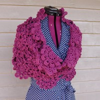 Flowering Shawl PDF