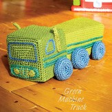 Crochet by Faye Green Machine Truck PDF