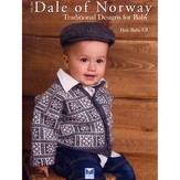 Dale of Norway 208 Traditional Designs for Baby