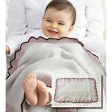 Debbie Bliss Triangle Edge Blanket PDF