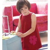 Debbie Bliss Floral Dress PDF - Debbie Bliss Knitting Magazine #6