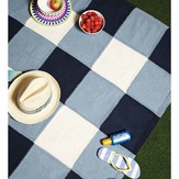 Debbie Bliss Checkered Rug PDF - Magazine #10