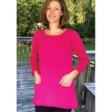 Dovetail Designs K2.66 A-Line Tunic to Knit PDF