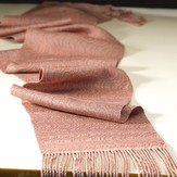Valley Yarns #20 20/2 Echo Weave Scarf (Free)