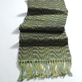 Valley Yarns #22 8-Shaft Turned Undulating Advancing Twill Scarf (Free)