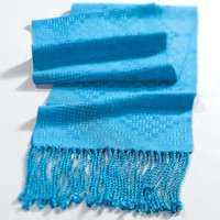 #24 Turned Lace Bronson Scarf (Free)