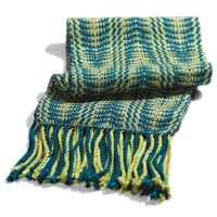 #48 Turned Taqueté Scarf in 10/2 Bamboo PDF