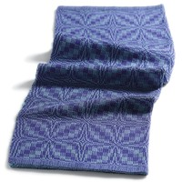 #53 Baby Blanket in Colonial Double Weave PDF