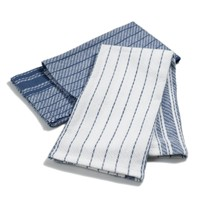 #57 Blue & White Striped Dishtowels PDF
