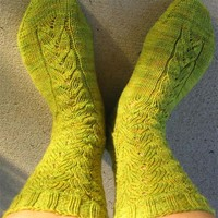 652 Sleepwalker Socks PDF