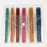 "Knitter's Pride Dreamz 6"" Double Pointed Needle Set"