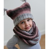 Ella Rae Seasons Scarf & Hat (Free)