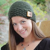 Lisa Ellis Designs Northwest Button Band Hat
