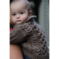 CS-5 Lil Bear Cardigan PDF