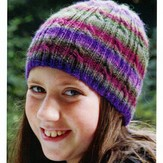 Lisa Ellis Designs H-23 Subtly Cabled Hat PDF