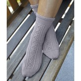 Valley Yarns WEBS Emerging Designer #09 Got You Covered Socks PDF