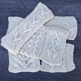 Aran Design - Designing and Knitting a Baby Aran Sweater