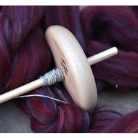 Spinning with a Drop Spindle - Introduction