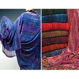Fabulous Chenille Scarves with Dena Gartenstein Moses