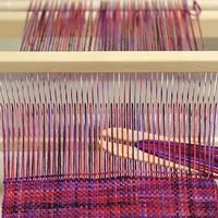 Introduction to Rigid Heddle Flip Loom Weaving Section 1 - Two Session Option