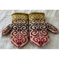 Colorwork Lined Mittens
