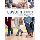 Custom Fit Socks with Kate Atherley