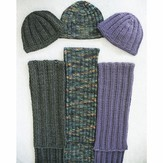 Fiber Trends AC62 Everyone's Favorite Hat & Scarf