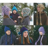 Fiber Trends AC-91 Snowboarder Hats for Everyone