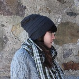 The Fibre Company + Kelbourne Woolens Bardon Mill Hat (Free)