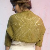 The Fibre Company + Kelbourne Woolens Prospect Shrug - The Pathways Collection PDF