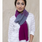 The Fibre Company + Kelbourne Woolens Summit Scarf - The Effortless Collection PDF