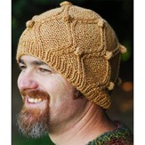 Figheadh Yarnworks 2204 Bobble Cable Cap PDF