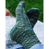 Figheadh Yarnworks F01 Fundamental Top-Down Socks PDF