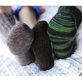Figheadh Yarnworks F02 Fundamental Toe-Up Socks PDF