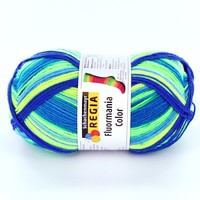 Fluormania Color 4-Ply